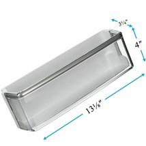 Lg Left Door Shelf Bin - LMXS30776S LFX33975ST LMXS30796S LFXS30766S LFX31945ST - $54.14