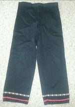 COTTONTAIL ORIGINALS Black Stretch Denim Jeans Girls Size 6 - $3.66