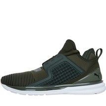 Puma Mens Ignite Limitless Wave Trainers Green. - $78.27