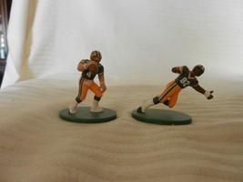 Set of 2 1997 McFarlane Mini Figurines Green Bay Packers Reggie White, F... - $12.86