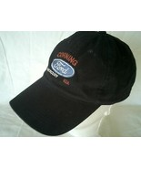 Ford Oval embroidered Black Otto Cap - $16.31