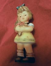 "Hummel ""Cuddle for Teddy""Christmas Ornament 1999 - $8.00"