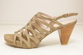 Stuart Weitzman Size 10.5 Brown Dress Sandals - $89.00