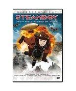 STEAMBOY Director's Cut DVD Katsuhiro Otomo Akira - $10.99