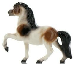 Hagen Renaker Miniature Horse Calico Pony Ceramic Figurine Boxed