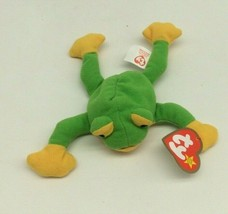 TY Teenie Beanie Babies Smoochy The Frog 1993 McDonalds Toy Collectible Plush  - $5.00