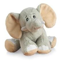 VELVETY ELEPHANT Webkinz HM167 Plush Only - No Code Soft & Silky Cuddly - $3.46