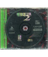 Resident Evil 2 (Sony PlayStation 1, 1998) Case & Two Disks - No Manual - $18.80