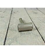 Vintage Metal Gillette Single Blade Shaving Razor Safety Razor  - $59.39