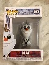 Funko Pop! Disney: Frozen II - Olaf - Diamond Collection Exclusive #583 - $9.95