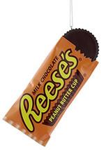 Kurt Adler Hersheys Reeses Peanut Butter Cup Candy Christmas Ornament - $279,48 MXN