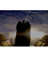 FREEBIE FREE ITEM FROM MOONSTAR7SPIRITS FREE SPELL CAST ANGEL CANDLE! - Freebie