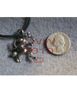 Pewter Werewolf Amulet Necklace Pendant Wiccan Pagan - $5.90