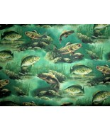 New Crappie Fish Fishing Pillowcase  - $9.99