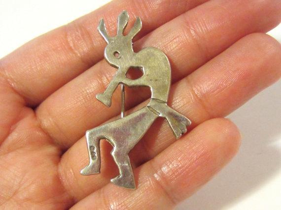 Vintage sterling silver pin/brooch