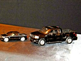 Die-cast Black F-150 Ford Trucks AA19-1507 image 5