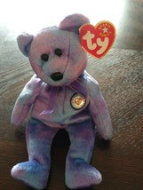 Ty 2001 Clubby Iv The Bear B EAN Ie Baby - Mint With Mint Tags - Ty Exclusive - $7.12