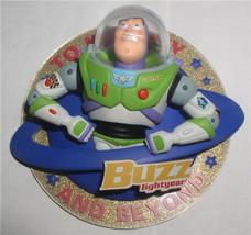 Disney Toy Story Buzz Light Year To Infinity and Beyond Hallmark  ornament - $21.28