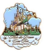 Disney WDW - Make the Dream Come True Peter Pan Never Sold pin/pins - $28.05