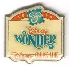 Disney WDW - Something New in Every Corner Press Event Disney Wonder pin - $39.99
