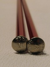 Boye Pink Knitting Needles Size 13 - $2.62 CAD