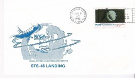 STS-46 LANDING NASA DRYDEN KENNEDY SPACE CENTER, FL 8/8/1992 - $1.98