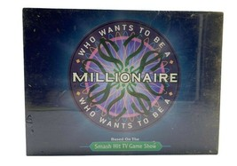 Who Wants to Be a Millionaire Board Game Pressman 2000 New In Factory Se... - $15.99