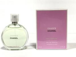 Chanel Chance Eau Fraiche Perfume For Women Spray 1.7 Oz 50 Ml Sealed In Box - $74.71