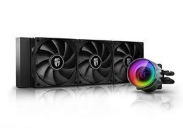 DEEPCOOL Castle 360EX, Addressable RGB AIO Liquid CPU Cooler, Anti-Leak Technolo