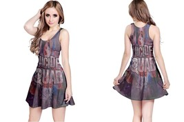 Casual Harley Quinn Suicide Squad Reversible Dress - $21.99+