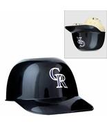 MLB Colorado Rockies Mini Batting Helmet Ice Cream Snack Bowls Single - $6.99