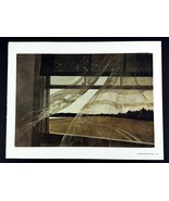 Andrew Wyeth Gravure Print WIND FROM THE SEA, Olson's - $29.69