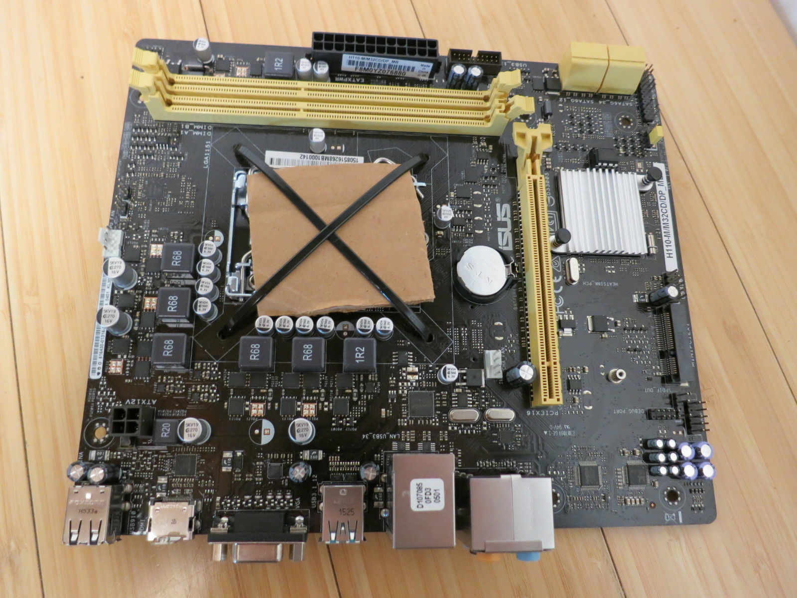 Dell Poweredge R330 DDR4 Motherboard Board F93J7  FF8V4 H5N7P 84XW4