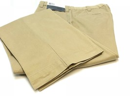Dockers Collection  Khaki  Relaxed Fit Men's Pants Size 34X34 MSRP $70 - $17.83