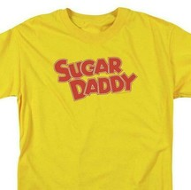 Sugar Daddy t-shirt tootsie roll retro candy caramel pop graphic tee TR112 image 2