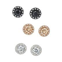 Avon Sparkle on CZ Earring Studs - $16.00
