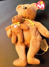 Ty Bean Bag Plush Baby 2005 Signature Bear Plush Toys Collection Good Co... - $3.00