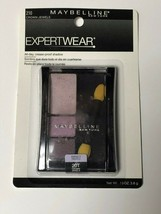 2 X Maybelline New York Expert Wear Eyeshadow Trios, 20 Crown Jewels, 0.... - $11.00