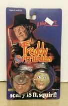 1989 LJN Toys#9151 Nightmare On Elm St - Freddy Spitballs New- MISP - $44.55