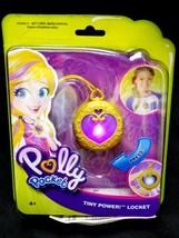 Mattel Polly Pocket Tiny Power Locket Medallion Ages 4+ New! - $9.46