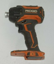 FOR PARTS RIDGID 18-Volt 1/4 in. Cordless Impact Driver, Bare Tool, R86036 FP821 - $34.64