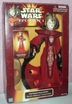 Star Wars Royal Elegance Queen Amidala Collection Episode I  1988 Doll - $48.37