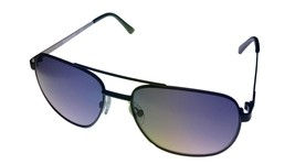 Timberland Men Matt Black Sunglass Metal Aviator, Gradient Lens TB7159 2B - $17.99