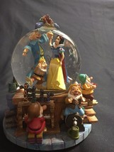 RETIRED Disney Store SNOW WHITE & THE SEVEN DWA... - $89.55