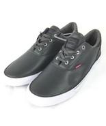 Levi's Ethan Cacti Sneakers Gray Men Size 13 - $27.52