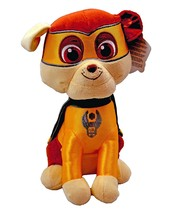 Paw Patrol Soft Plush Toy 10inch Super Pup Rubble - $12.00