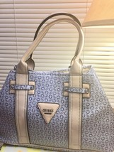 New Guess Purse  Bright Candy Blue G Logo Handbag Blue SF309330 Bag Blue... - $99.99
