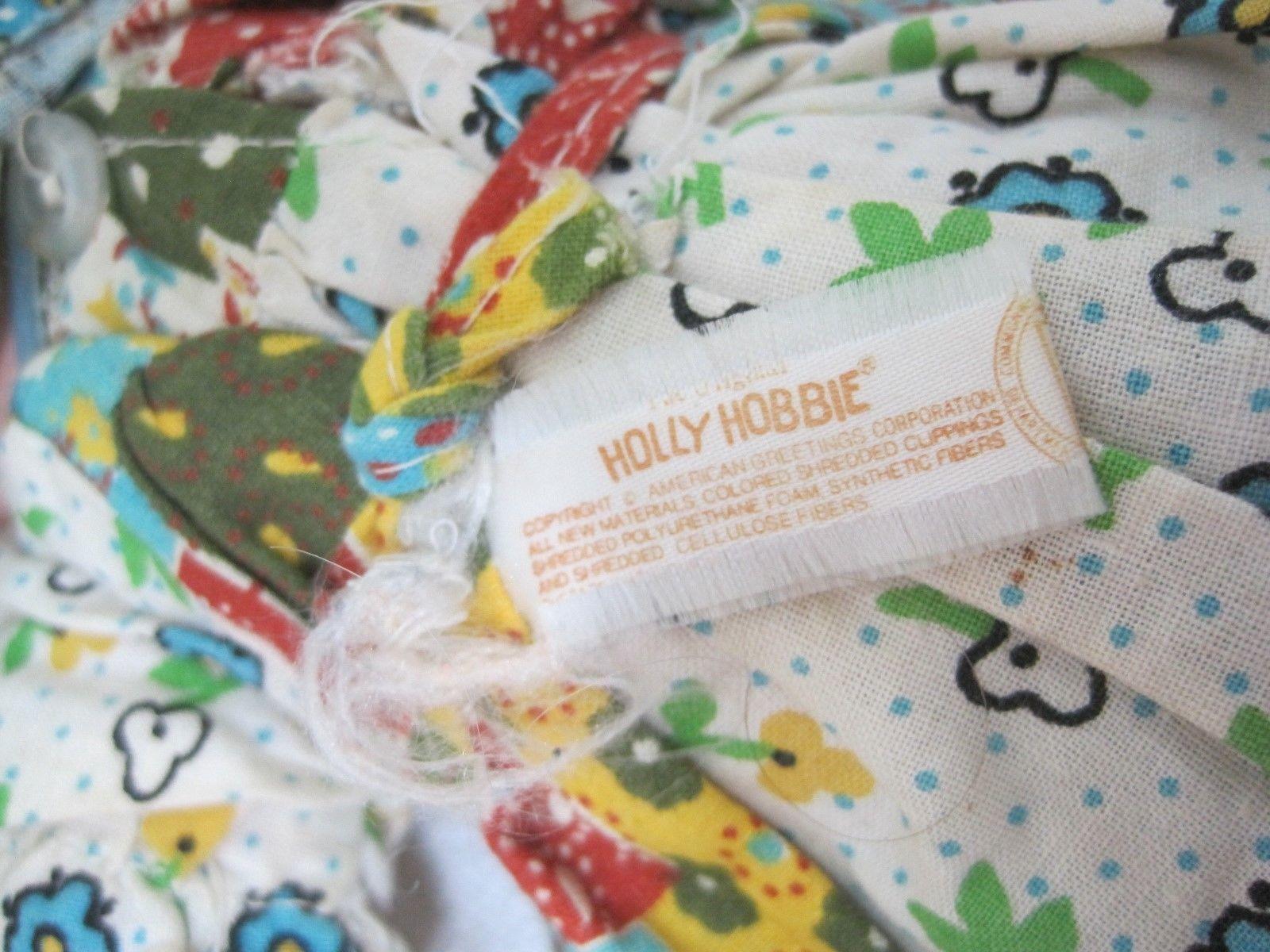 Vintage Holly Hobbie Knickerbocker Fabric and 9 similar items