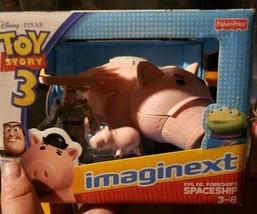 Mattel Disney Pixar  Toy Story 3  Porkchop Spaceship   * FREE SHIPPING - $199.00