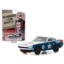 1970 Datsun 240Z Caltex #8 Running on Empty Series 5 1/64 Diecast Model ... - $12.46